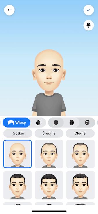 Personalizacja włosów